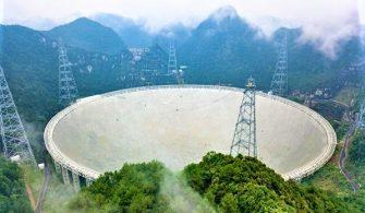 Dünyanın En Büyük Teleskopu FAST Faaliyete Başladı / Dünyanın En Büyüğü
