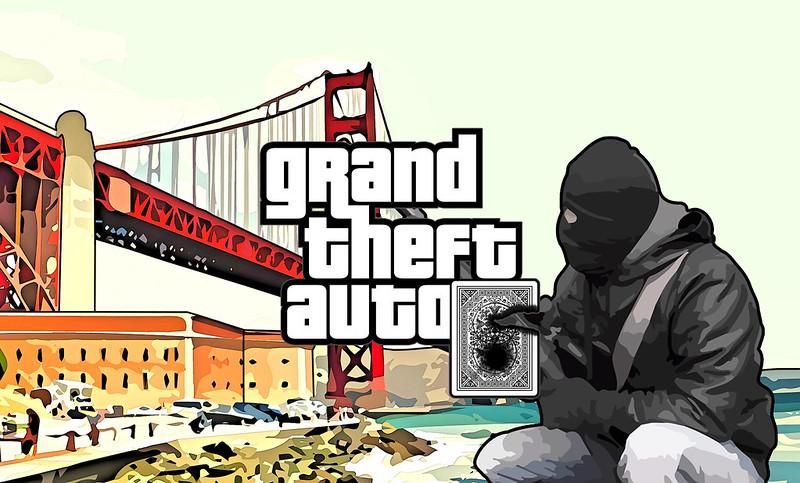 GTA 4 Rockstar Games