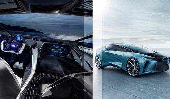 Lexus Otomobil Firması Yeni Teknolojiler Geliştiriyor / Otomobil Dünyasında Yenilik